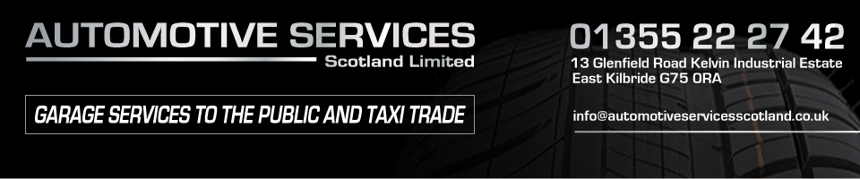 Garage Services East Kilbride